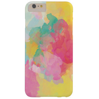 Beautiful Watercolour Abstract Design. Barely There iPhone 6 Plus Case