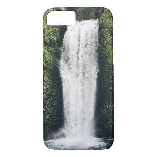 Beautiful waterfall scenery iPhone 7 case