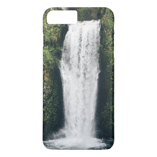 Beautiful waterfall scenery iPhone 7 plus case
