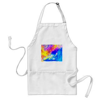 Beautiful weather standard apron