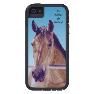 Beautiful Western Horse Tough Xtreme iPhone 5 Case
