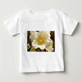 Beautiful white and yellow flower t-shirt