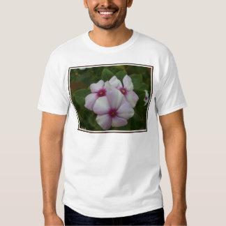 Beautiful White Flower T Shirts