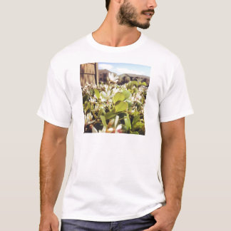 Beautiful White Flowers T-Shirt