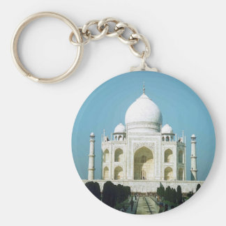 Beautiful white Palace keychain