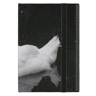 Beautiful White Swan iPad Mini Case