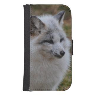 Beautiful White Swift Fox