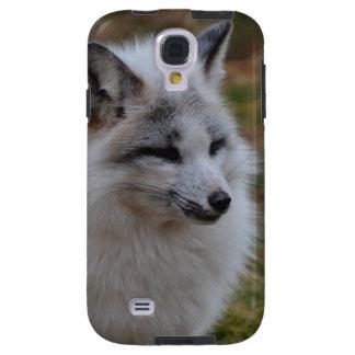 Beautiful White Swift Fox Galaxy S4 Case
