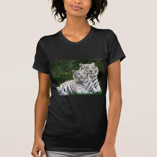 Beautiful White Tigers T-Shirt