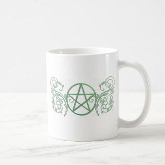 Beautiful Wiccan Poem Basic White Mug