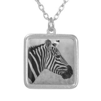 Beautiful wild black and white zebra design jewelry