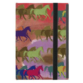 beautiful wild horses covers for iPad mini