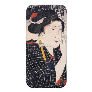 Beautiful Woman Bijin-ga, Utagawa Kuniyoshi Case For The iPhone 5