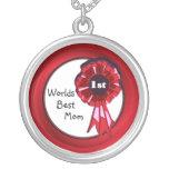 Beautiful Worlds Best Mum Necklace