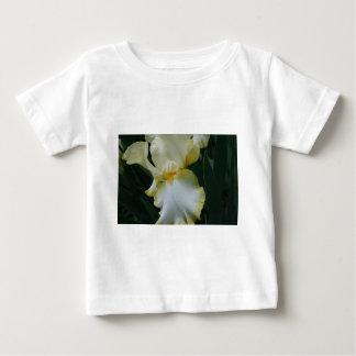 Beautiful Yellow and White Iris Flower Shirt