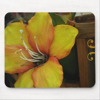 Beautiful Yellow Flower Mousepad
