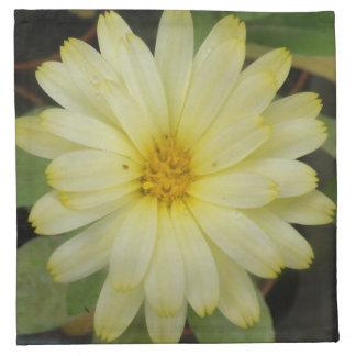 Beautiful Yellow Marigold Napkin