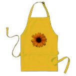Beautiful Yellow Sunflower Apron