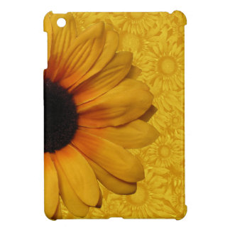 Beautiful Yellow Sunflowers Case For The iPad Mini