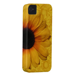 Beautiful Yellow Sunflowers Case-Mate iPhone 4 Case