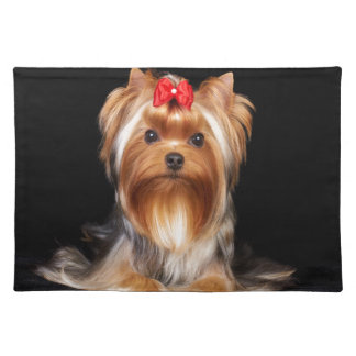 Beautiful Yorkshire Terrier Placemat
