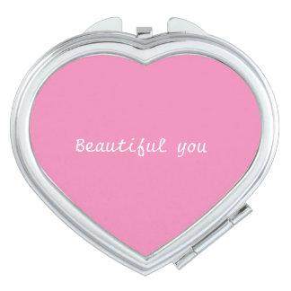 Beautiful you compact mirror