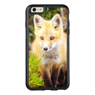 Beautiful Young Fox Kit On The Prowl OtterBox iPhone 6/6s Plus Case