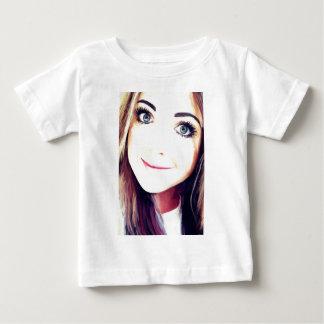Beautiful Young Woman Baby T-Shirt