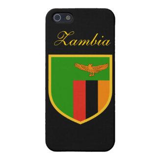 Beautiful Zambia Flag iPhone 5 Case