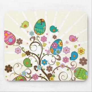 Beautifull East Eggs Design! Mouse Pad