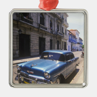 Beautifully classic Chevrolet restored from Christmas Ornament