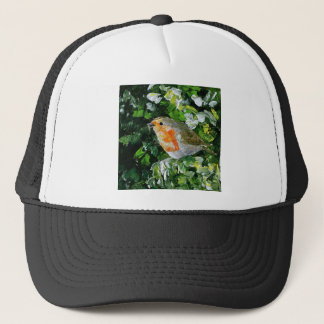 Beautifully designed Robin Trucker Hat