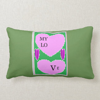 Beautifully made throw pillow