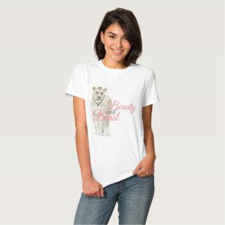 Beauty and Beast Tshirt