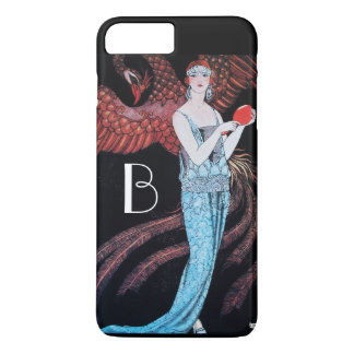 BEAUTY AND PHOENIX,FASHION,MAKE UP ARTIST MONOGRAM iPhone 8 PLUS/7 PLUS CASE