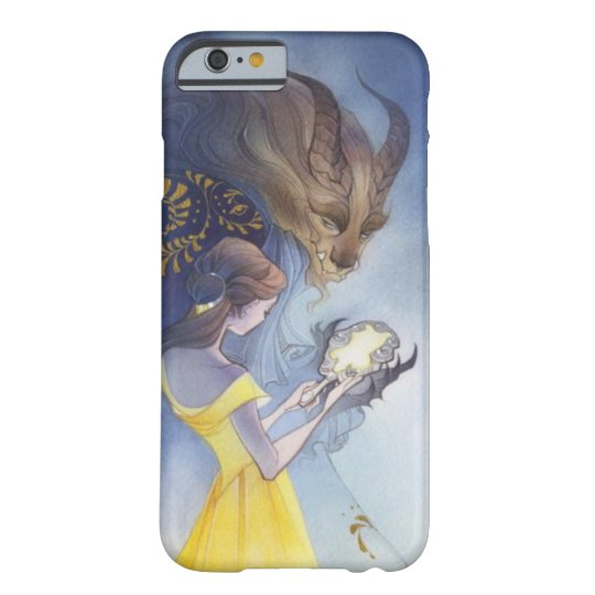 Beauty and the beast barely there iPhone 6