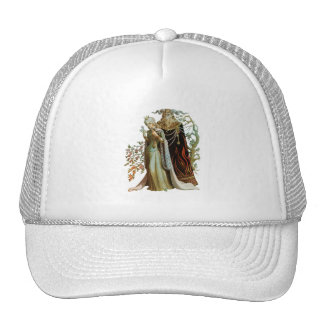 Beauty and the Beast Cap Hats