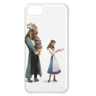Beauty and the beast iPhone 5C case