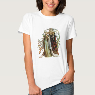 Beauty and the Beast Ladies T-Shirt