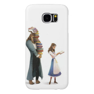 Beauty and the beast samsung galaxy s6 cases
