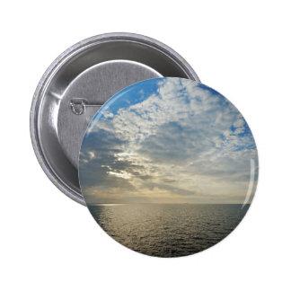 Beauty Baltic Sea 6 Cm Round Badge