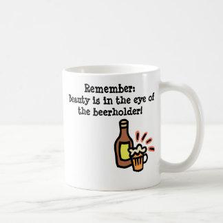 BEAUTY BEERHOLDER Mug Stein