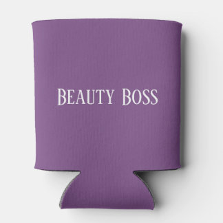 Beauty Boss Can Cozy Can Cooler