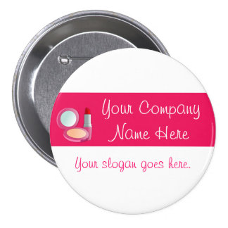 Beauty Business Button