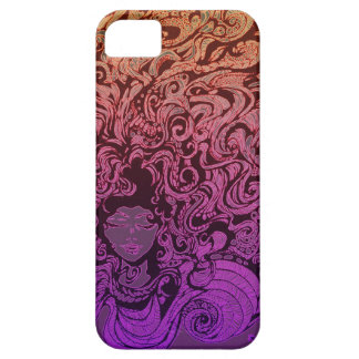"""""""Beauty"""" colourful intricate iPhone case Barely There iPhone 5 Case"""