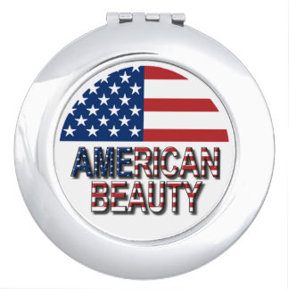 Beauty Compact Travel Mirror