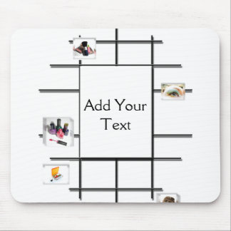 Beauty Divergence Mouse Pad