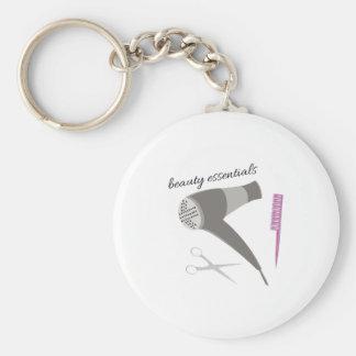 Beauty Essentials Keychains