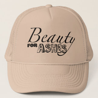 Beauty for Ashes Hat