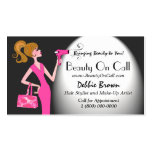 Beauty for Celebrities! Business Cards